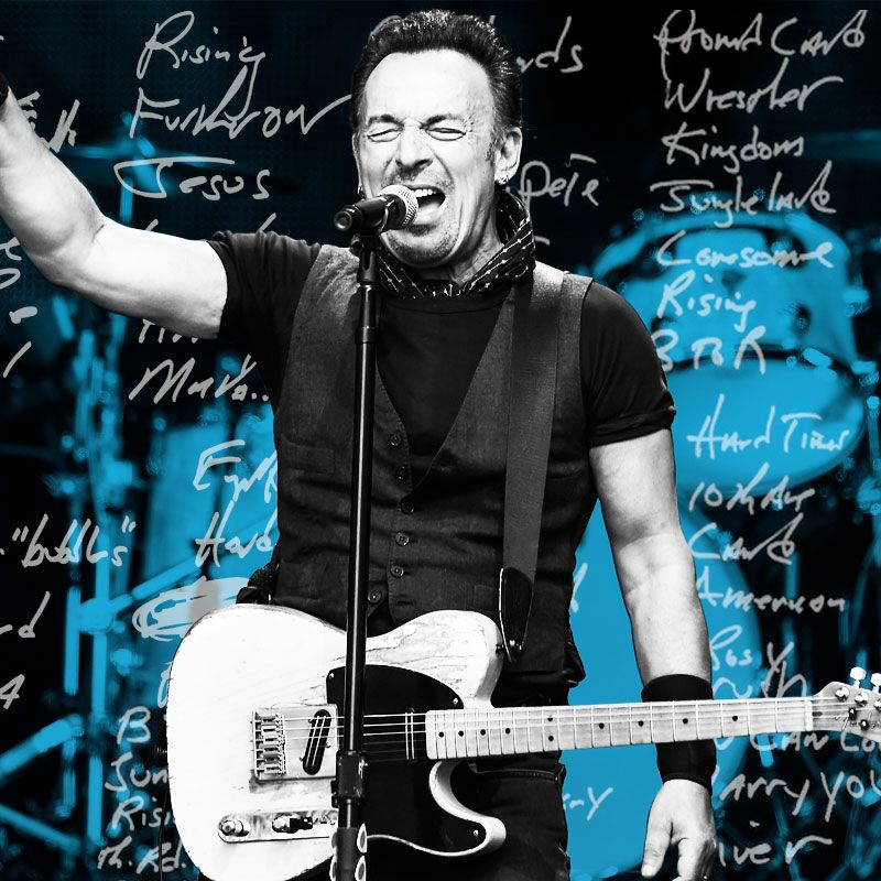 Every Bruce Springsteen Song, Ranked
