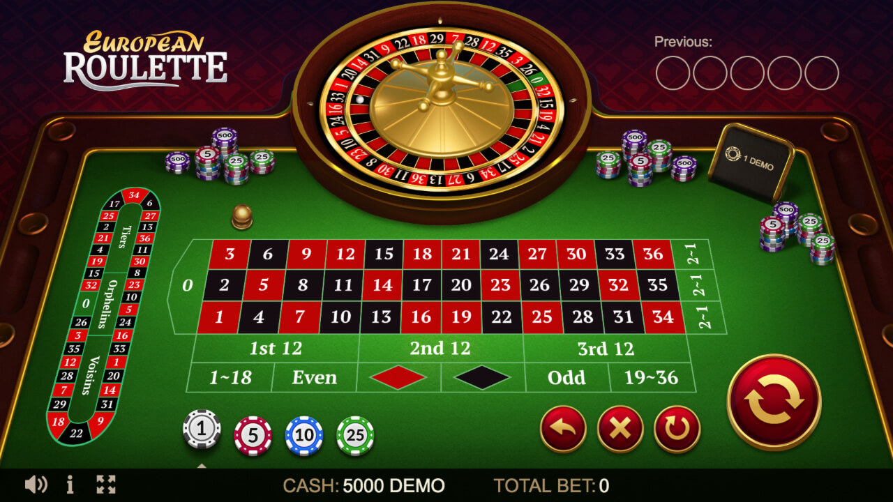 Play European Roulette Online – the Most Popular Version Around the World